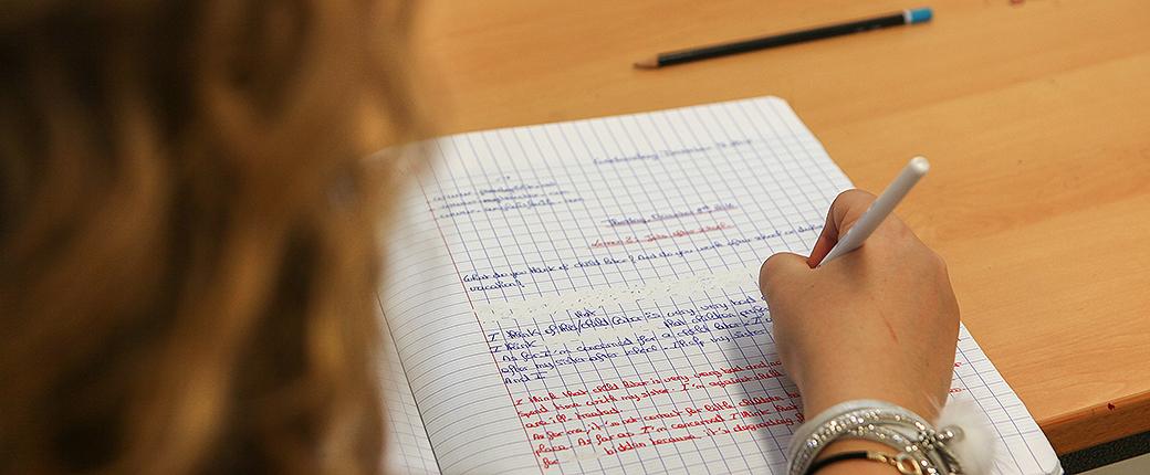 Cahier d'écolier